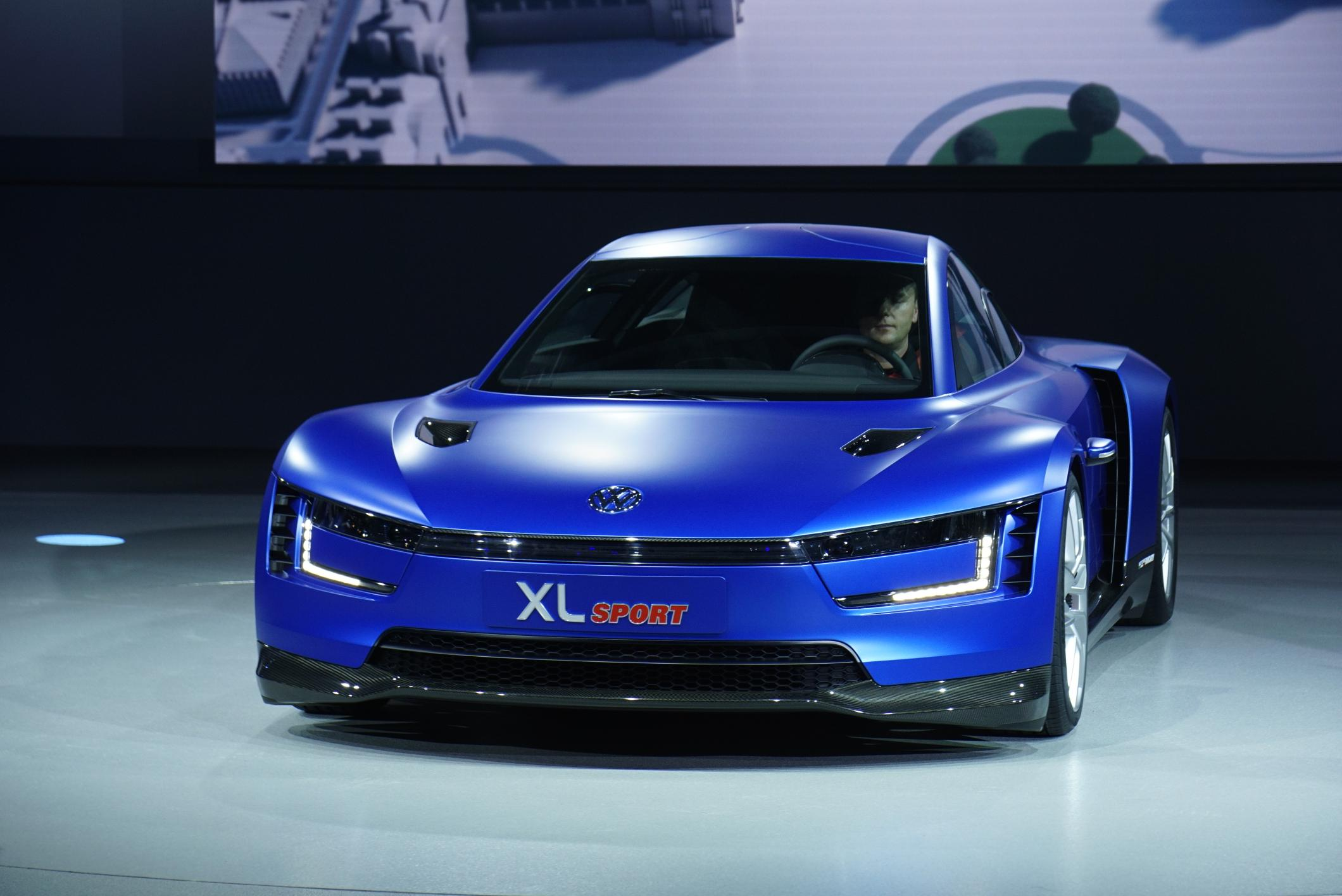 News Volkswagen Xl Sport With Ducatti V Twin Power